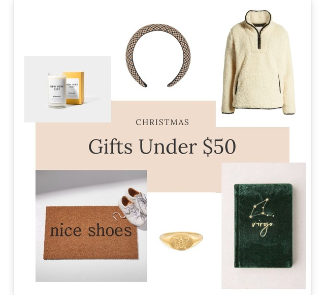 Gifts Under $50 – Blog Post 2