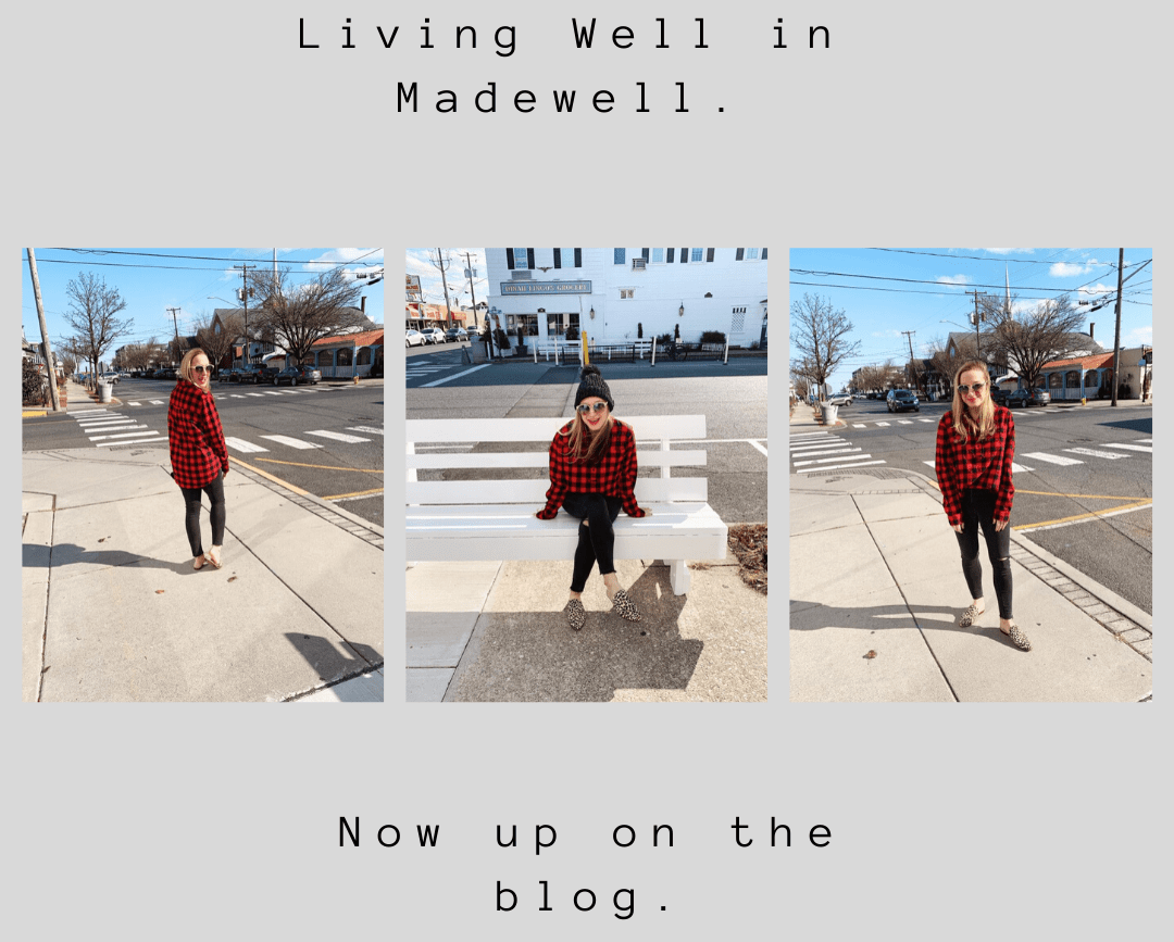 Living Well in Madewell